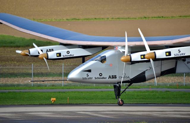 Solar Air Plane in Chennai